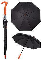 SWIMS Umbrella Long 43301085/black-orange
