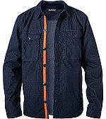 Barbour Overshirt Thermo navy MOS0054NY91