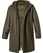 Harris Wharf London Parka C9124MLK-Y/609