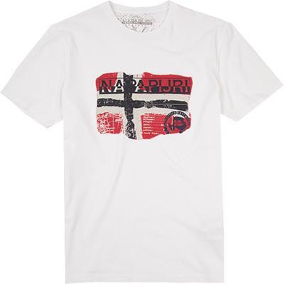 NAPAPIJRI T-Shirt bright white N0YG7B002