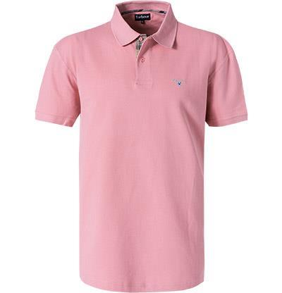 Barbour Polo-Shirt dusty pink MML0012PI14