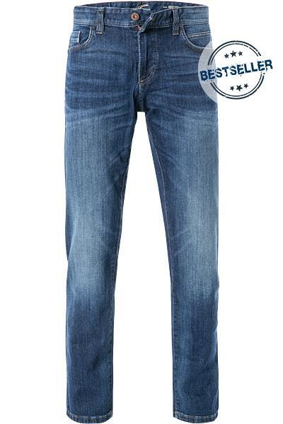 camel active Jeans im Baumwollmix, blau