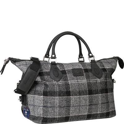 Barbour Tartan Explorer black-grey UBA0379BK11