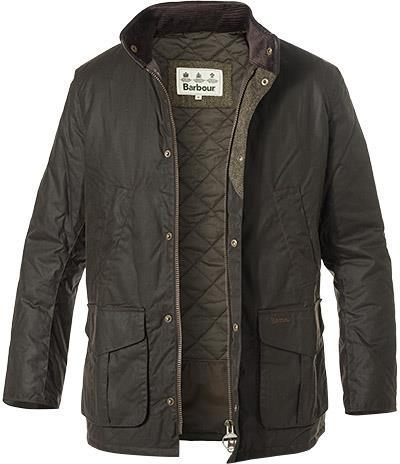 Barbour Jacke Hereford Wax olive MWX1213OL71