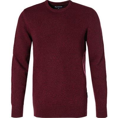 Barbour Harold Crew Neck merlot MKN1112RE94