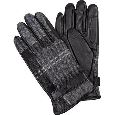 Barbour Handschuhe black-grey MGL0051BK11
