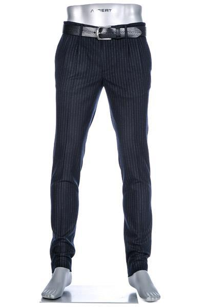 Alberto Slim Fit Pleat 64961643/048