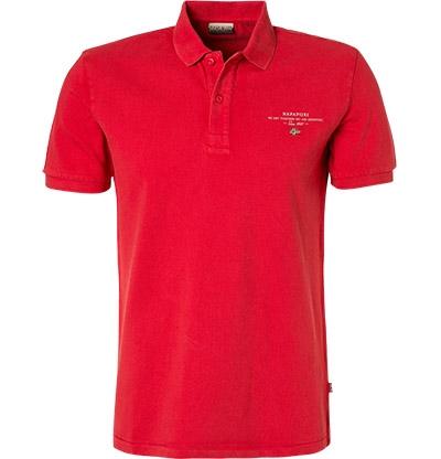 NAPAPIJRI Polo Shirt rot N0YIJ5R70 |