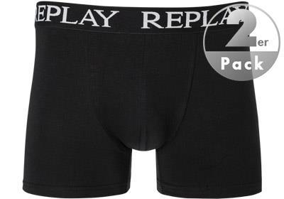 Replay Cotton Stretch Trunk 2er Pack I101005/N011