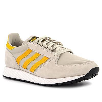 adidas Forest Grove Schuhe gelb