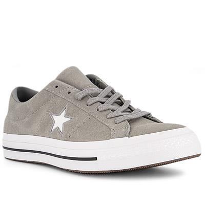 Converse ONE STAR OX grey white 163384C |
