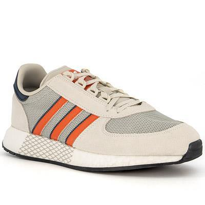 adidas ORIGINALS Marathon Tech white-orange EE4917