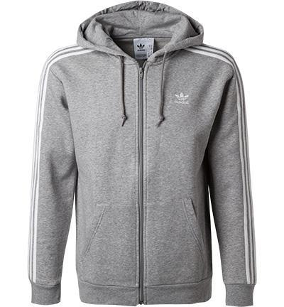 adidas ORIGINALS 3-Stripe Sweatjacke grey ED5969