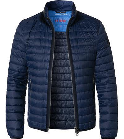 MARC O´POLO ORIGINAL Herren Strickjacke Gr.L blau