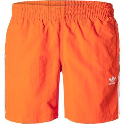 adidas ORIGINALS Badeshorts orange EJ9697