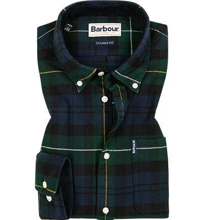 Barbour High Check 18 TF green MSH4552GN51