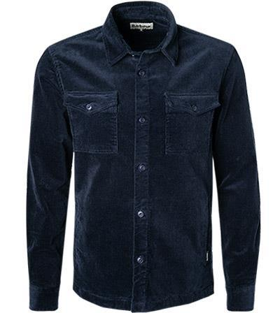 Barbour Overshirt Cord navy MOS0069NY91