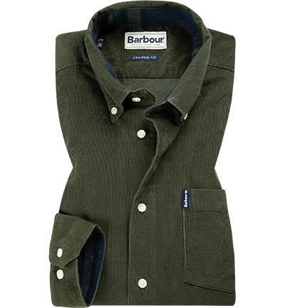 Barbour Cord 1 TF forest MSH4049GN93