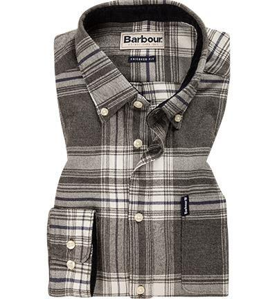 Barbour High Check 18 TF grey marl MSH4552GY52