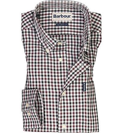 Barbour Hemd Gingham merlot MSH4610RE94