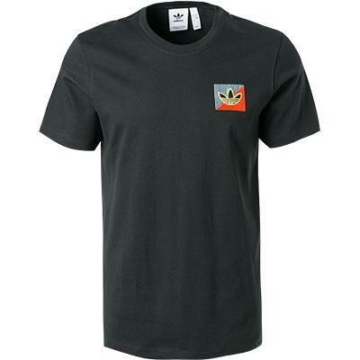 adidas ORIGINALS T Shirt black FM3400  