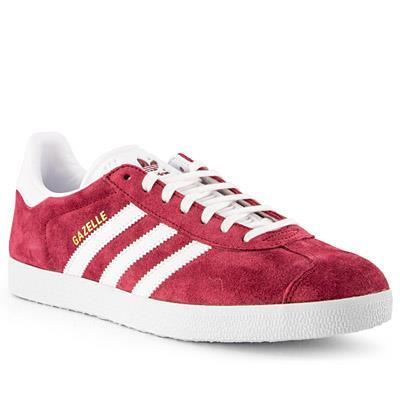 adidas ORIGINALS Gazelle burgundy-white B41645