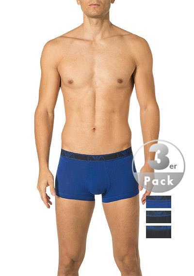 EMPORIO ARMANI Trunks 3er Pack 111357/0A715/70735