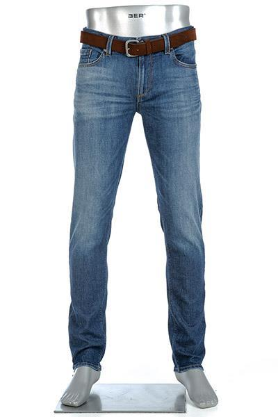 Alberto Regular Fit Pipe Orga. Denim 48071281/880