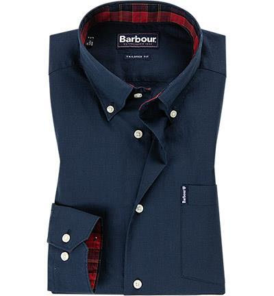 Barbour Cameron Tailored Shirt navy MSH4834NY91