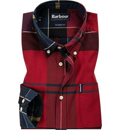 Barbour Hemd Tartan Tailored crimson MSH4833RE96