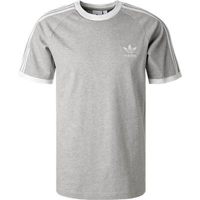 adidas ORIGINALS 3-Stripes Tee grey GN3493