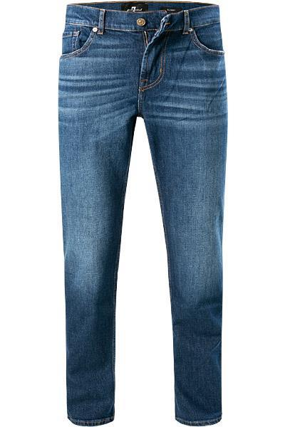7 for all mankind Jeans Slimmy mid blue JSMSK850CX