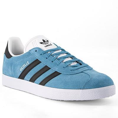 adidas ORIGINALS Gazelle blu-black FX5480