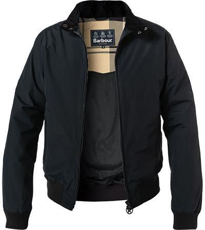 Barbour Jacke Royston black MCA0412BK12