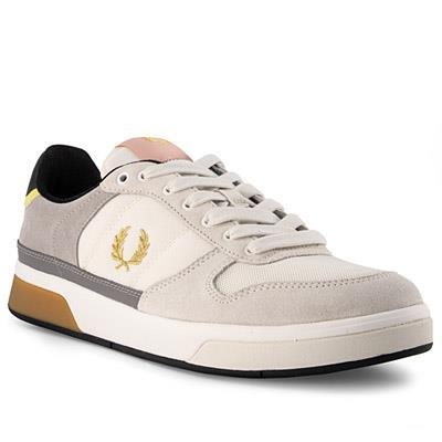 Fred Perry Schuhe B300 Suede/Mesh B1263/254