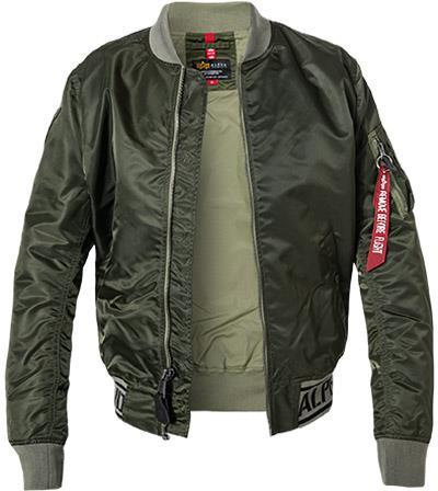 ALPHA INDUSTRIES Jacke MA-1 LW AR 1204/142
